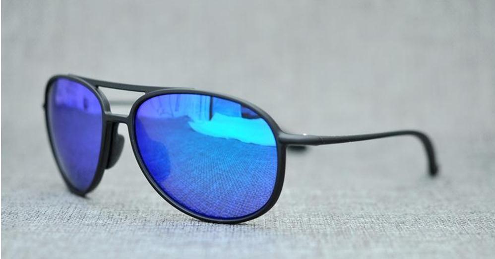 aab603c0155 Brand Maui Jim Sunglasses MJ 438 Sun Glasses MJ438 Polarized Sunglasses Men  Women MJ Sports Super Light Glasses With Case Sunglasses Frame Online with  ...