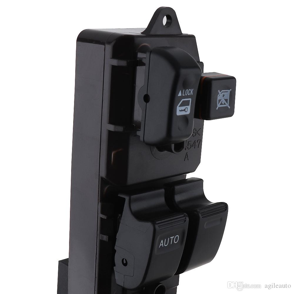 Car Window Lifting Switch Electric Window Switch Folding 84820AA070 for 2013-2018 Toyota AIP_21B