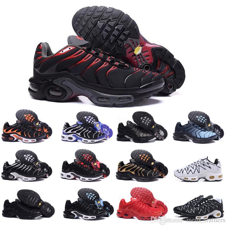 new styles 4d023 4a2c5 ... usa großhandel nike air max tn online verkauf männer zapatillas tn plus  designer herren frauen rot