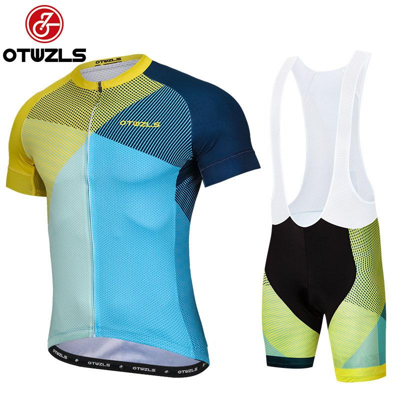 2018 Cycling Jersey Set Mountain Road MTB Bike Bicycle Clothing Ropa ... 72398ef15