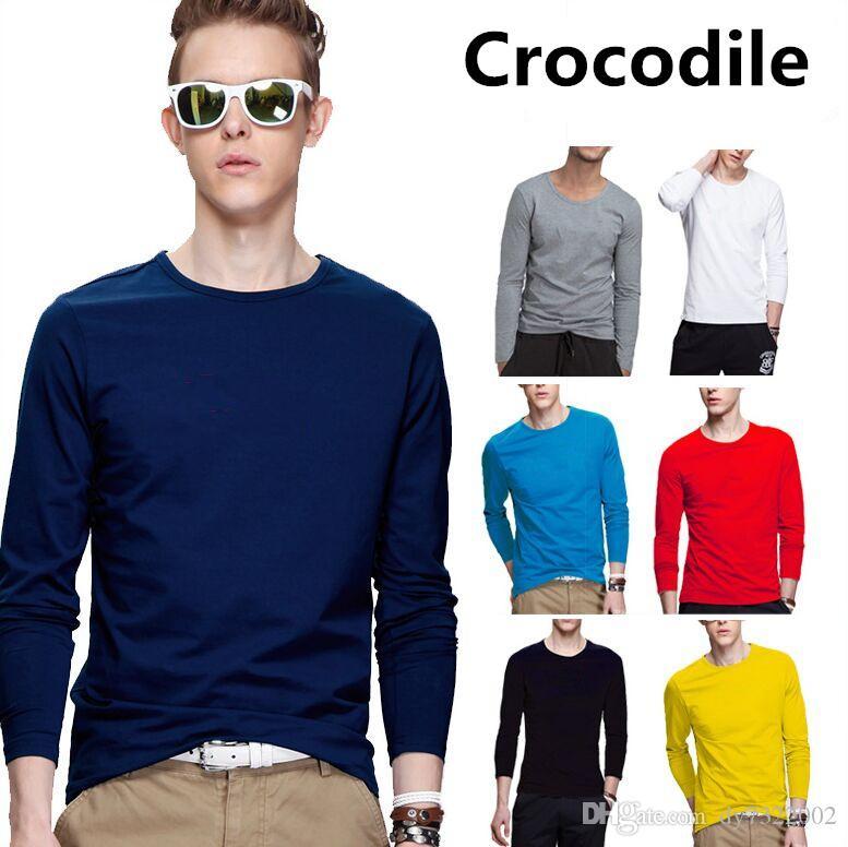 6374abfd Men's Clothing Tops &Tees T-Shirts 2018 Spring New Fashion Brand Men ...