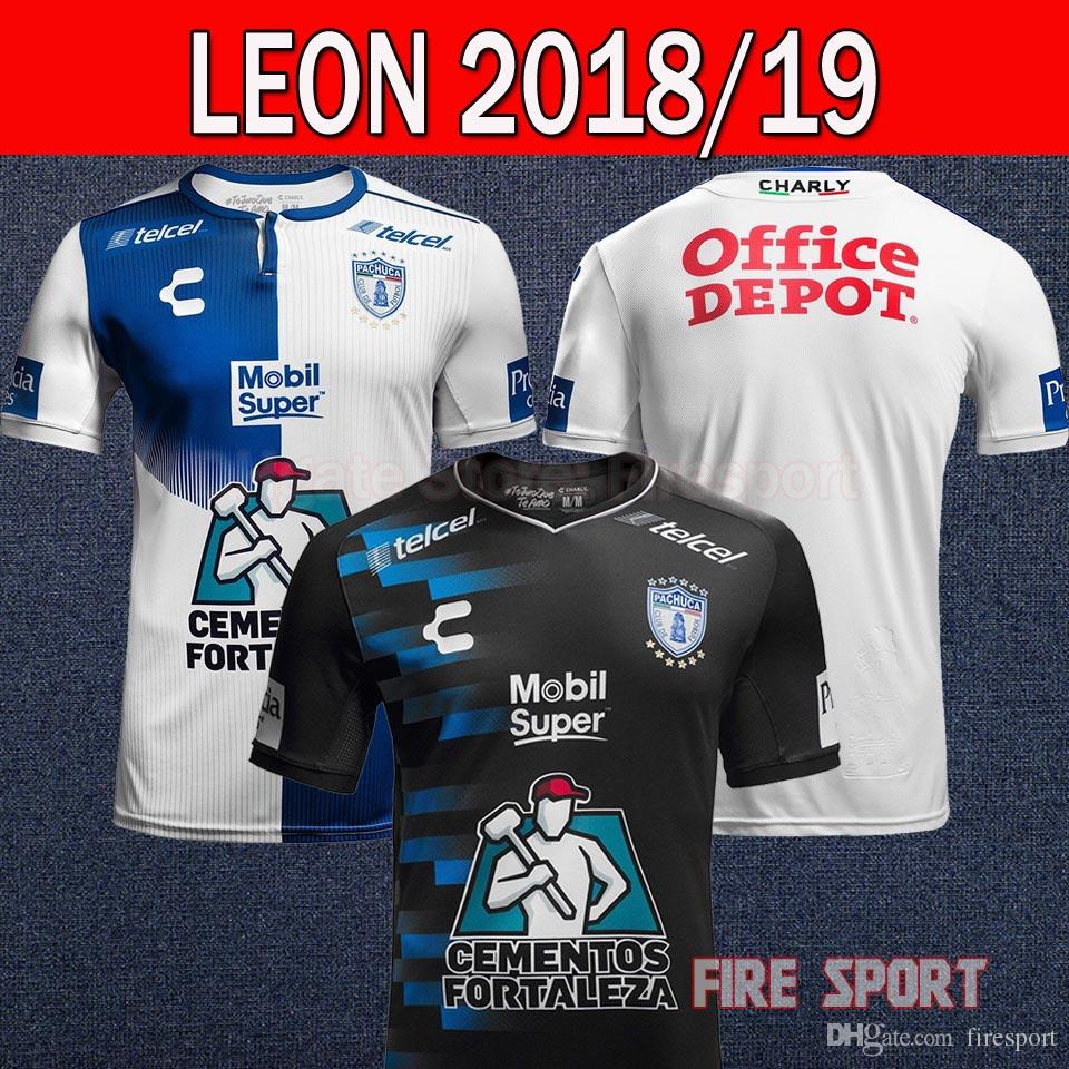 d396bba7e 2019 Size S XXL 2018 2019 Manga Liga LIGA MX Mexico Club Pachuca Necaxa Soccer  Jersey 18 19 MANII GARCIA JARA KSK Pachuca Football Shirts From Firesport