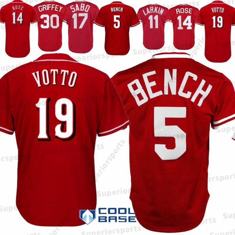 8d8df6a01 Cincinnati Reds 19 Joey Votto 17 Chris Sabo 5 Johnny Benc 14 Pete ...