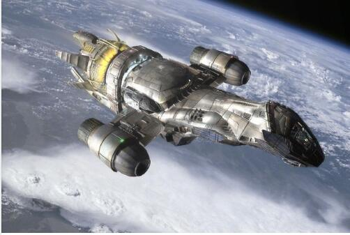 Satın Al Uzay Aracı Uydu Firefly Parıltı Tek Parça Boyama Ev Duvar