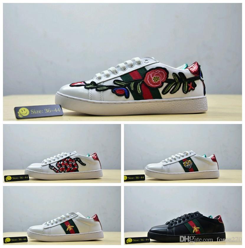 Mens Women Designer Shoe Fashion Dapper Dan Luxury Brand Casual ... 25d9c4d1ed58