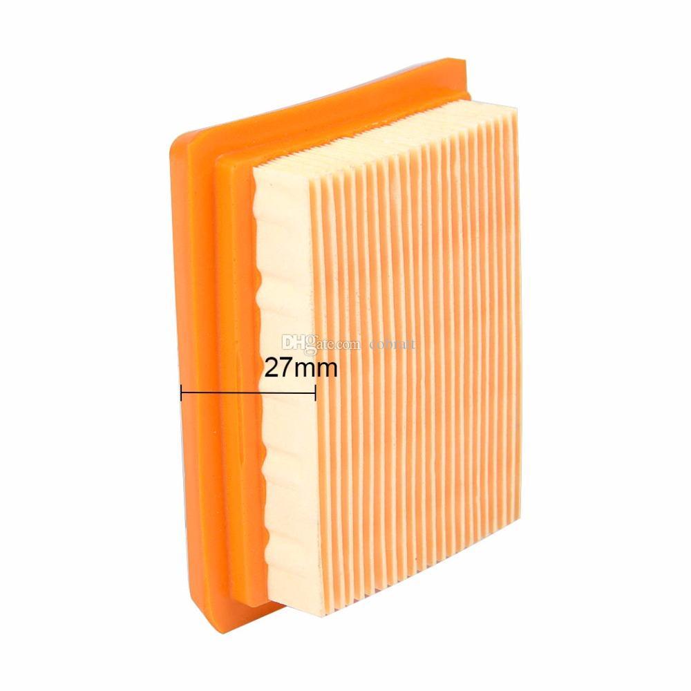 5 X Filtre à air pour trimmer Stihl FS120 FS200 FS250 FS350 FS450 etc. Filtre à air coupe-brosse