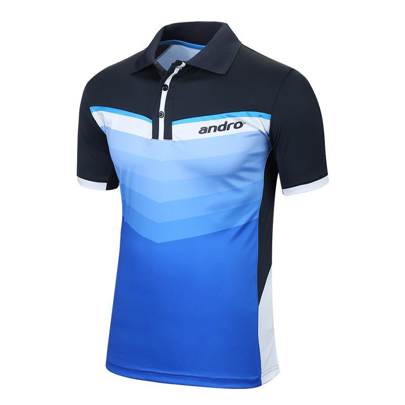 cc62565021c97 Compre Andro Original De Calidad Superior Tenis De Mesa Camisetas De  Entrenamiento Camisetas Ping Pong Camisas Ropa Deportiva Y1893006 A  40.35  Del ...