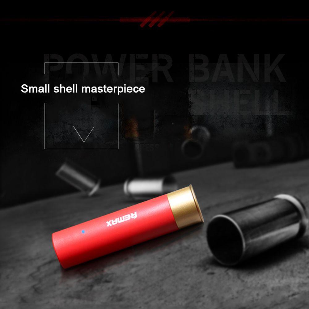 Original Remax RPL-18 2500mAh Power Bank Lipstick Design Carregador Portatil Para Celular For Xiaomi Max2 for iPhone 8 Poverbank