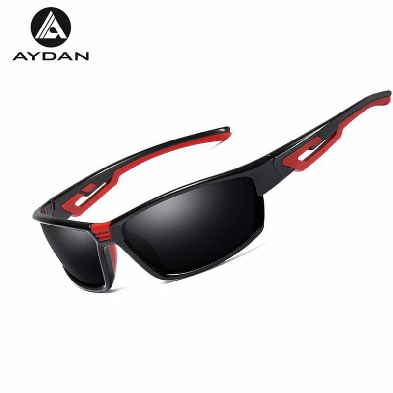 f1fa82ad3ca19 Compre AYDAN Polarizada Ciclismo Óculos Óculos De Sol Óculos De Equitação  Óculos De Proteção Condução Caminhadas Esportes Óculos De Sol Óculos De  Ciclismo ...