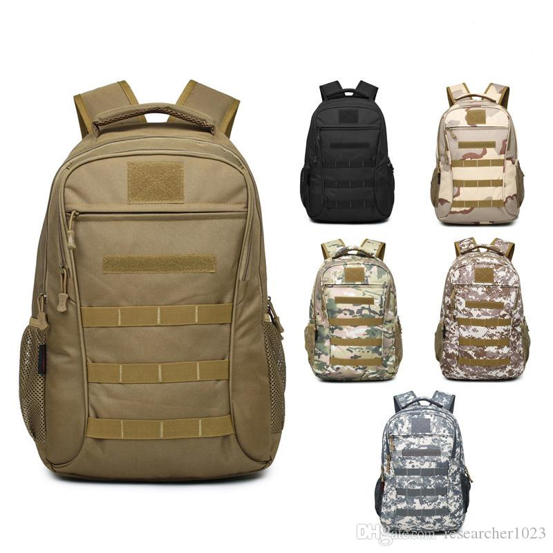 f9b0dd5cec41 Tactical Backpack Outdoor External USB Muti-Function Climbing Wearable  Sport Bag Waterproof Army Travel Rucksack Fashion And Fashion Online with  ...