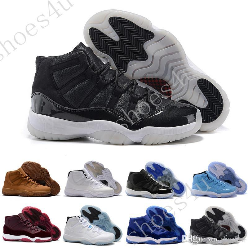 97780ff48a6f With Box Number 45 23 11 Spaces Jams Basketball Shoes For Men Women Top  Quality S 11s Athletic Sport Sneakers Size 36 47 US 5.5 13 Men Sneakers  Sneakers Men ...