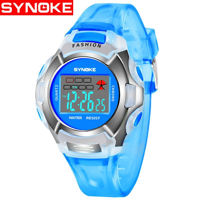 d27f550bd733 Compre Relojes Infantiles Relojes Digitales De Color Caramelo Para ...
