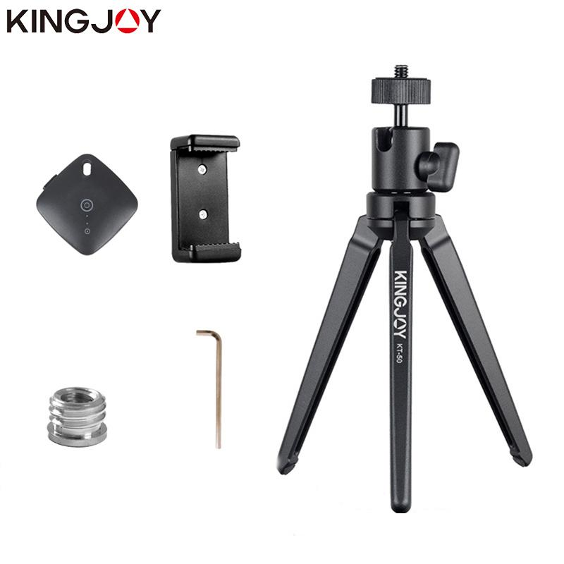 Wholesale Officia Kt 3050 Mini Tripod Camara For Phone Aluminum Stand All Models Video Holder Stativ Mobile Flexible Digital Dslr
