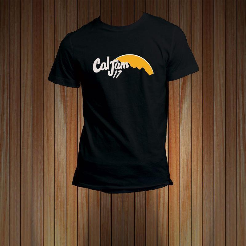7f7801545 CAL JAM 17 Black T Shirt Men'S Tee Buy Shirt Designs Funny Clever T ...