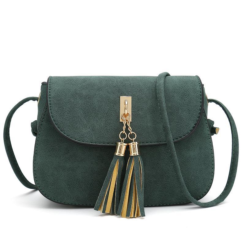43919f2bfa Nubuck Tassel Women Messenger Bags Women Designer Handbags High Quality  Bags Female Shoulder Bag Woman CrossBody Bag Small Handbag Brands Cheap Bags  From ...