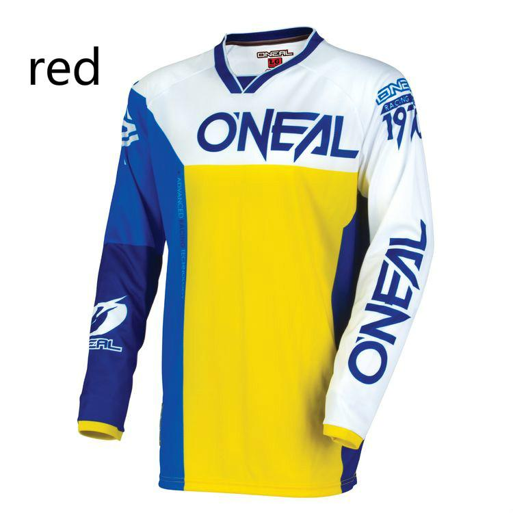2019 2019 Long Sleeve MTB Motocross Jersey Off Road Downhill Motorcycle  Jersey Mountain Bike Dirt Bike Racing Tops From Maoweibing dd7bcfad7