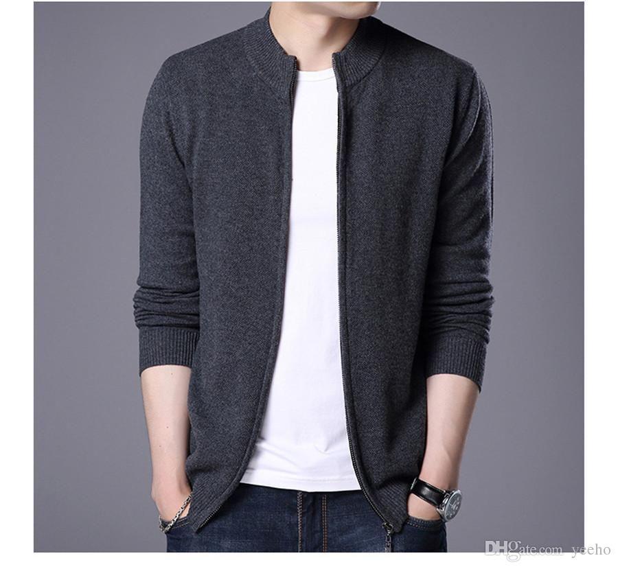 Cardigan Sweater Sheep Men s Fashion Business Men s Clothing of ... b9fdcdd90