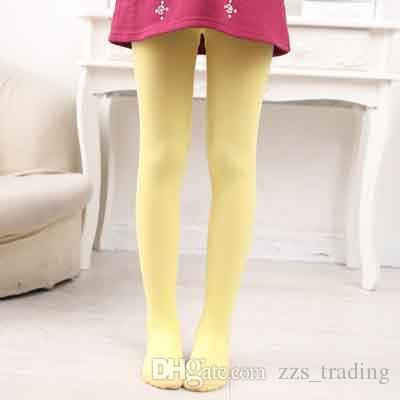 Spring,summer New Girl A thin section Casual The velvet Leggings,Children,Baby step foot Pants,Student Solid color Dance Pants