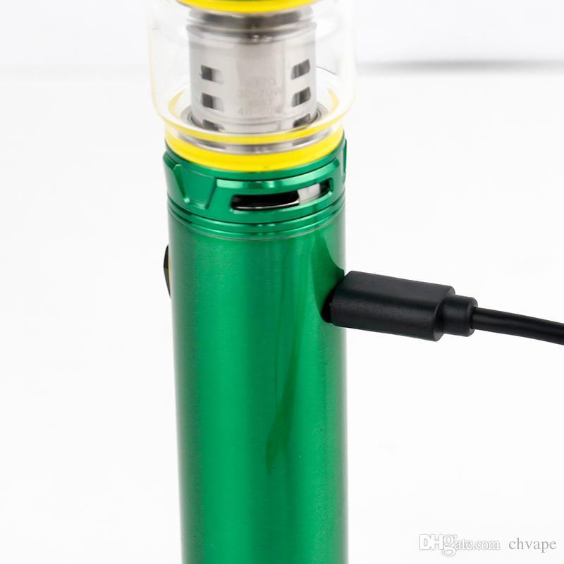 100% originale SMOKING Stick Prince Kit 3000mAh con 8ml TFV12 Prince Tank Vape Pen Starter Kit Meccanismo di chiusura brevettato Vaporizzatore E Cig
