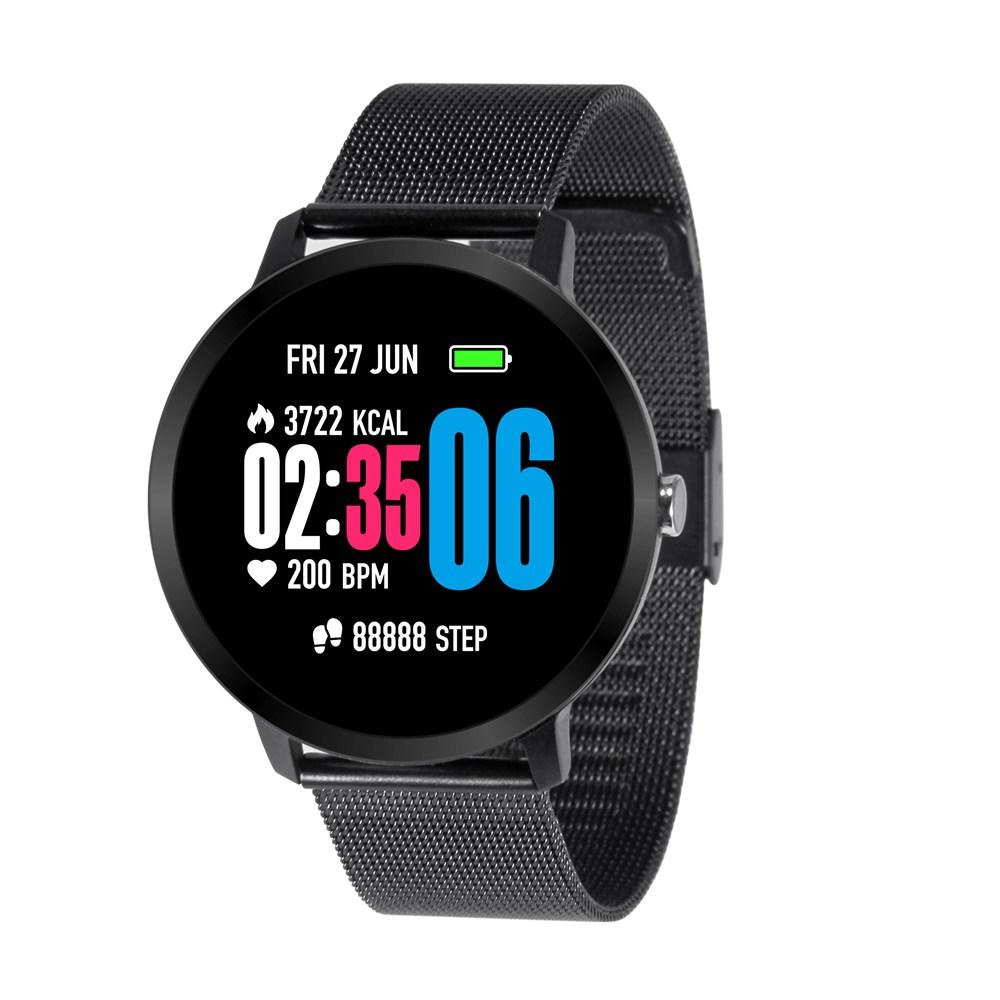 Presión Smartwatch Cristal Monitor Ip67 Inteligente V11 Cardíaco 1 3 Reloj 240Pantalla Para Ritmo De Fitness Templado Pulgadas Arterial hsxtdQCorB