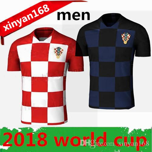 2019 2018 Hrvatska Soccer Jersey 18 19 Croata Home Away JerseyS MODRIC  PERISIC RAKITIC MANDZUKIC SRNA BROZOVIC KALINIC CAKTAS Football Shirt From  Xinyan168 0c823e20c