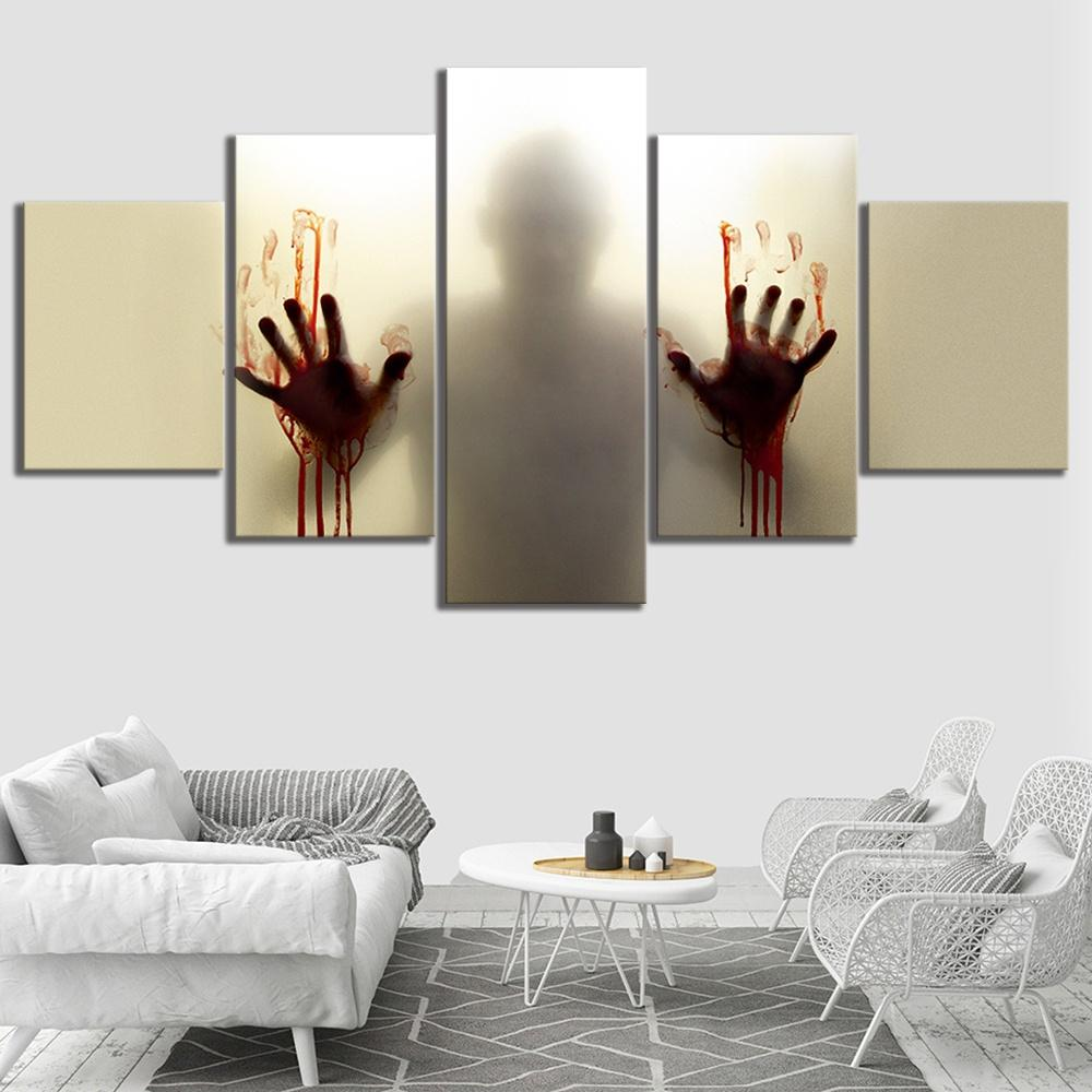 2019 The Walking Dead 2home Decor Hd Printed Modern Art Painting On