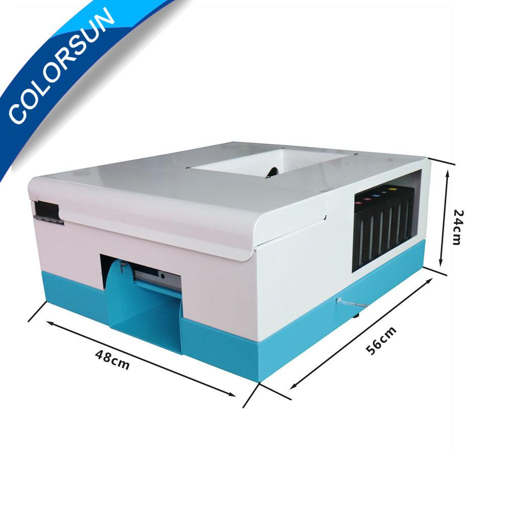 upgrade automatic pvc card printer for 86mm54mm70mm100mm80mm110mm102mm148mm inkjet pvc id card printing machine color laser printers color printer - Pvc Card Printer
