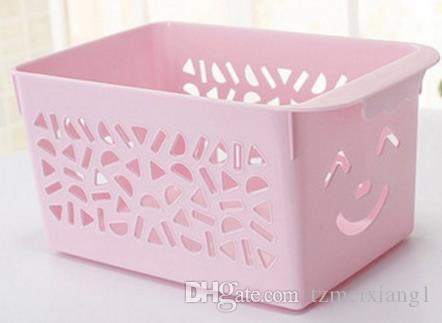 2018 Medium Smile Magazine Storage Box Toy Plastic Basket Storage Storage Box From Tzmeixiang1 $154.78   Dhgate.Com & 2018 Medium Smile Magazine Storage Box Toy Plastic Basket Storage ...