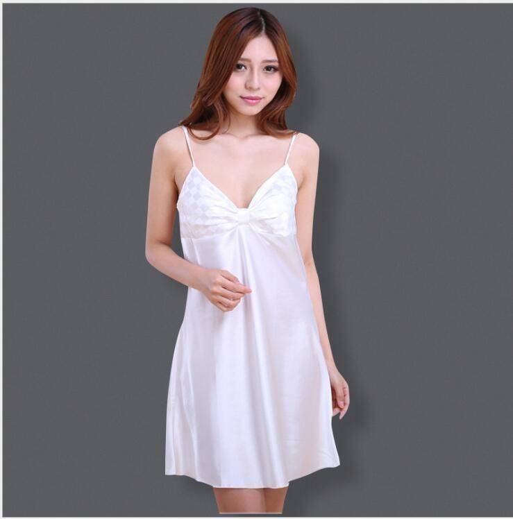 42c89019a7 Sexy Dressing Gown Sleepwear Robe Bathrobe Women Model Robes Lace Robes  Sleep Lounge Short Sleeve Female Night Dress SY413 Women s Dressing Gown  Women ...