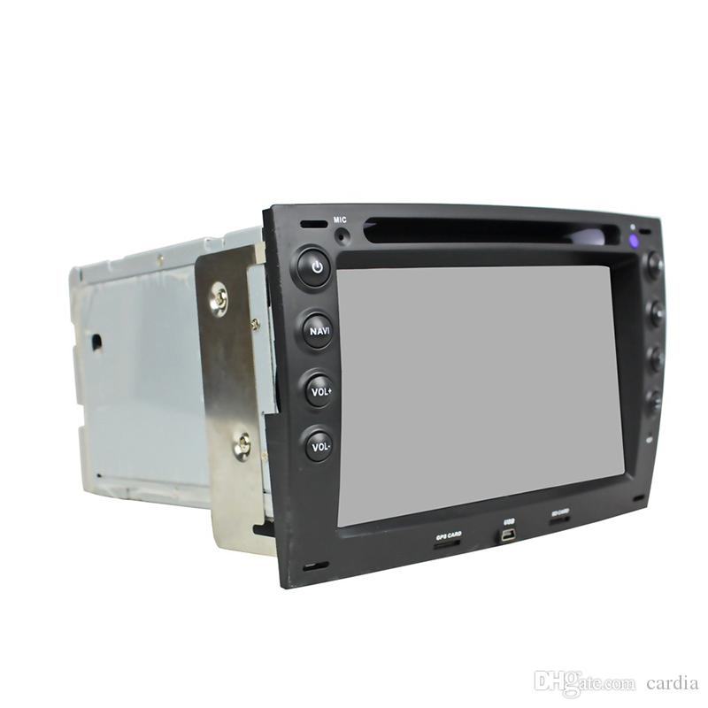 Car DVD player for RENAULT Megane High quality 7inch 4GB RAM 8-core Andriod 8.0 with GPS,Steering Wheel Control,Bluetooth