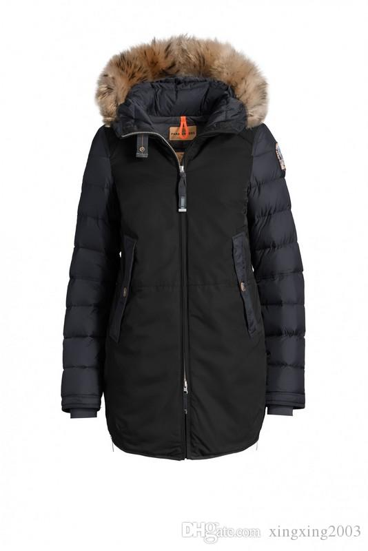 51adf017e 2018 Italy Brand New Women's Grant DOWN JACKET parkas Hoodie Black Navy  Gray Jacket Winter Coat/Parka With Free Shipping Outlet