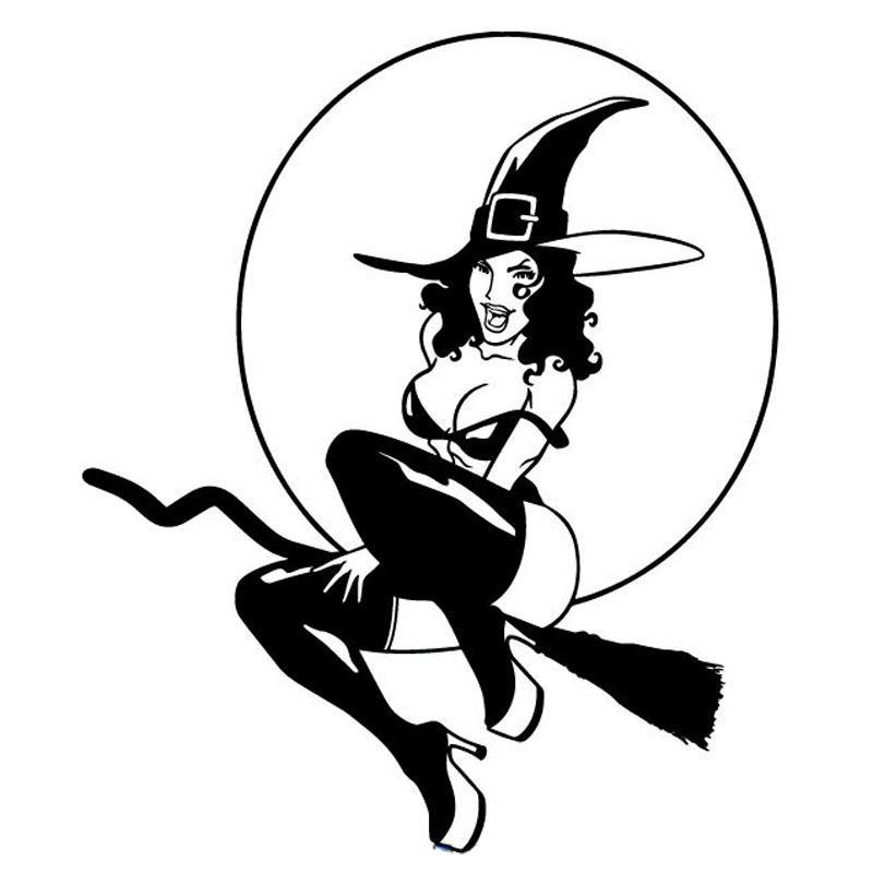 Hottest ebony girl witches cartoon-1213