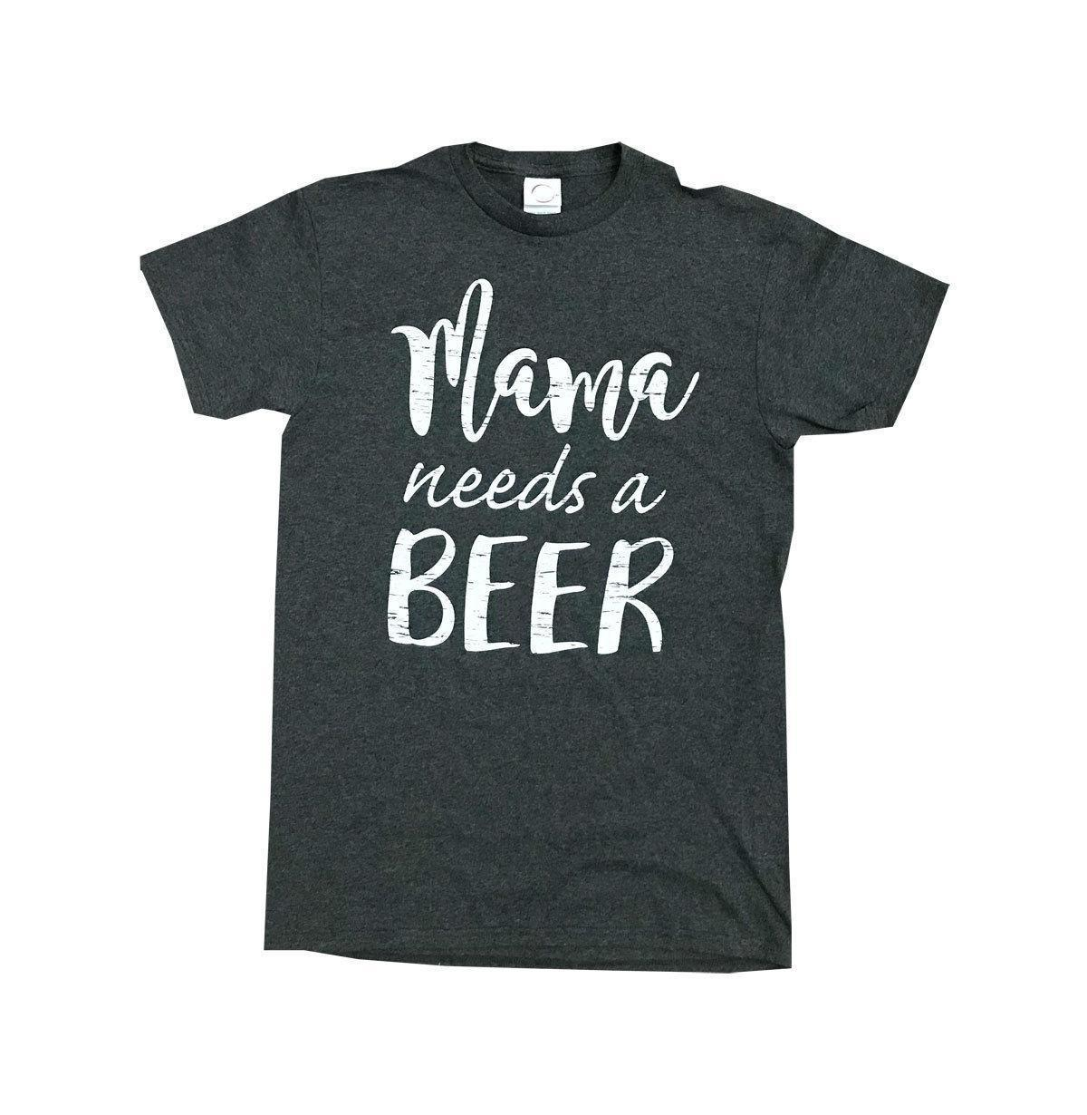 3e7b9f66 Mama Needs A Beer Shirt Momlife Tshirt Funny Mom Shirt Mom Humor Shirt  Drinking Shirts And Tshirts Tee Shirts Sale From Yuxin10, $13.8| DHgate.Com
