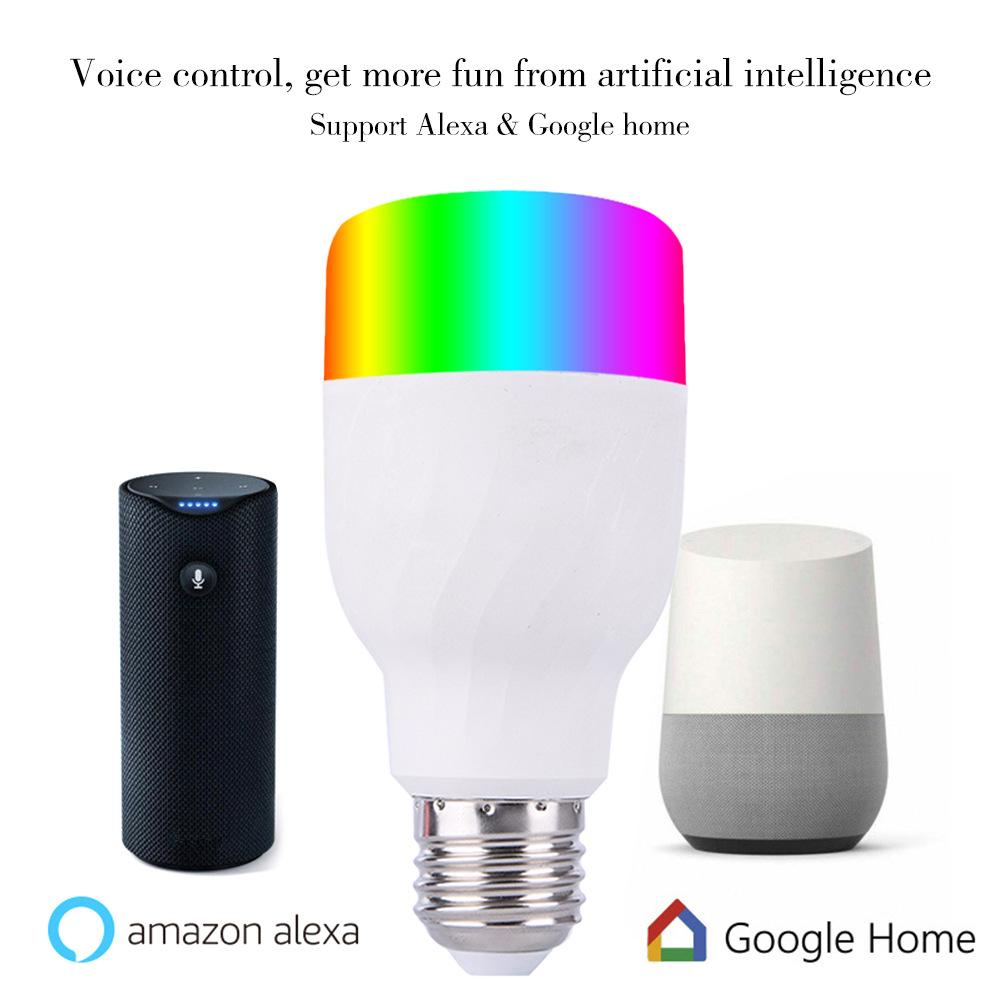 Smart Light Bulbs Hue Lights Wifi Light Bulb Wifi Lights Hue Bulbs ...
