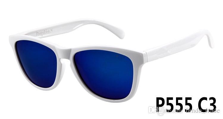 Promosyon SıCAK Satış Kurbağa Polarize Güneş Gözlüğü Kadınlar Marka Tasarım Moda Güneş Gözlükleri Kadınlar UV400 óculos de sol Tüm Fit Boyutu ...