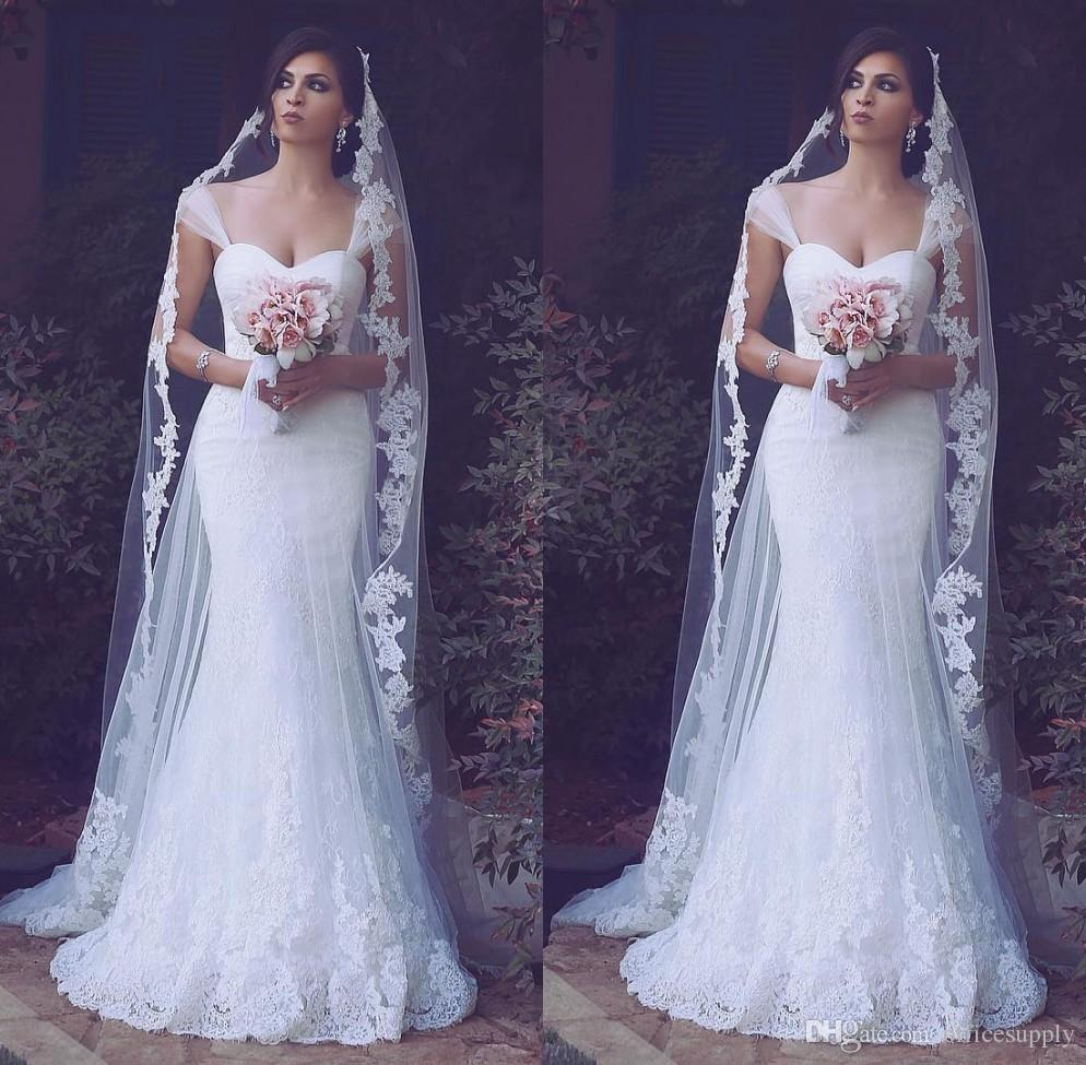 Hermosa Vestidos De Novia Trompeta Y Sirena Ideas Ornamento ...