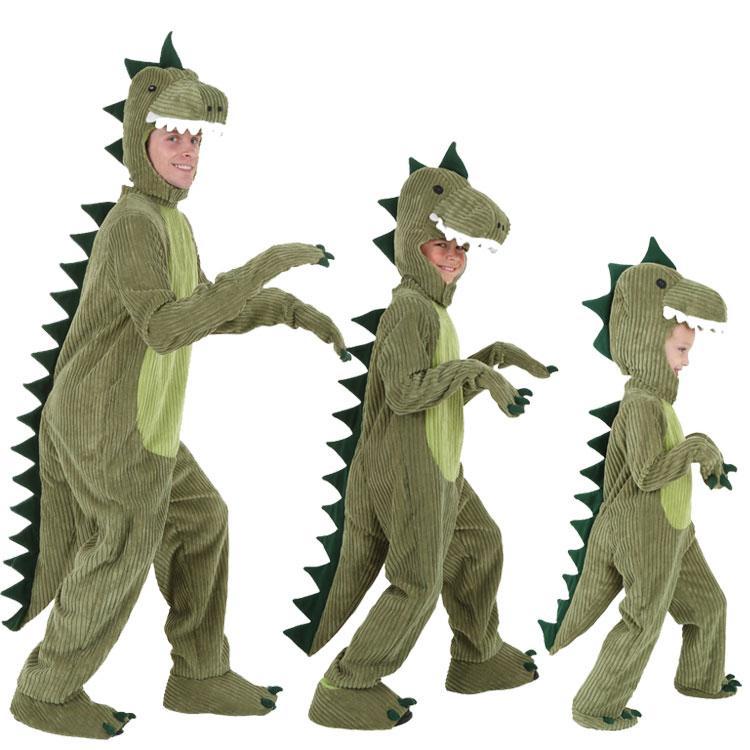 Acheter Halloween Dinosaur T Rex Animal Costume Musical Pantomime