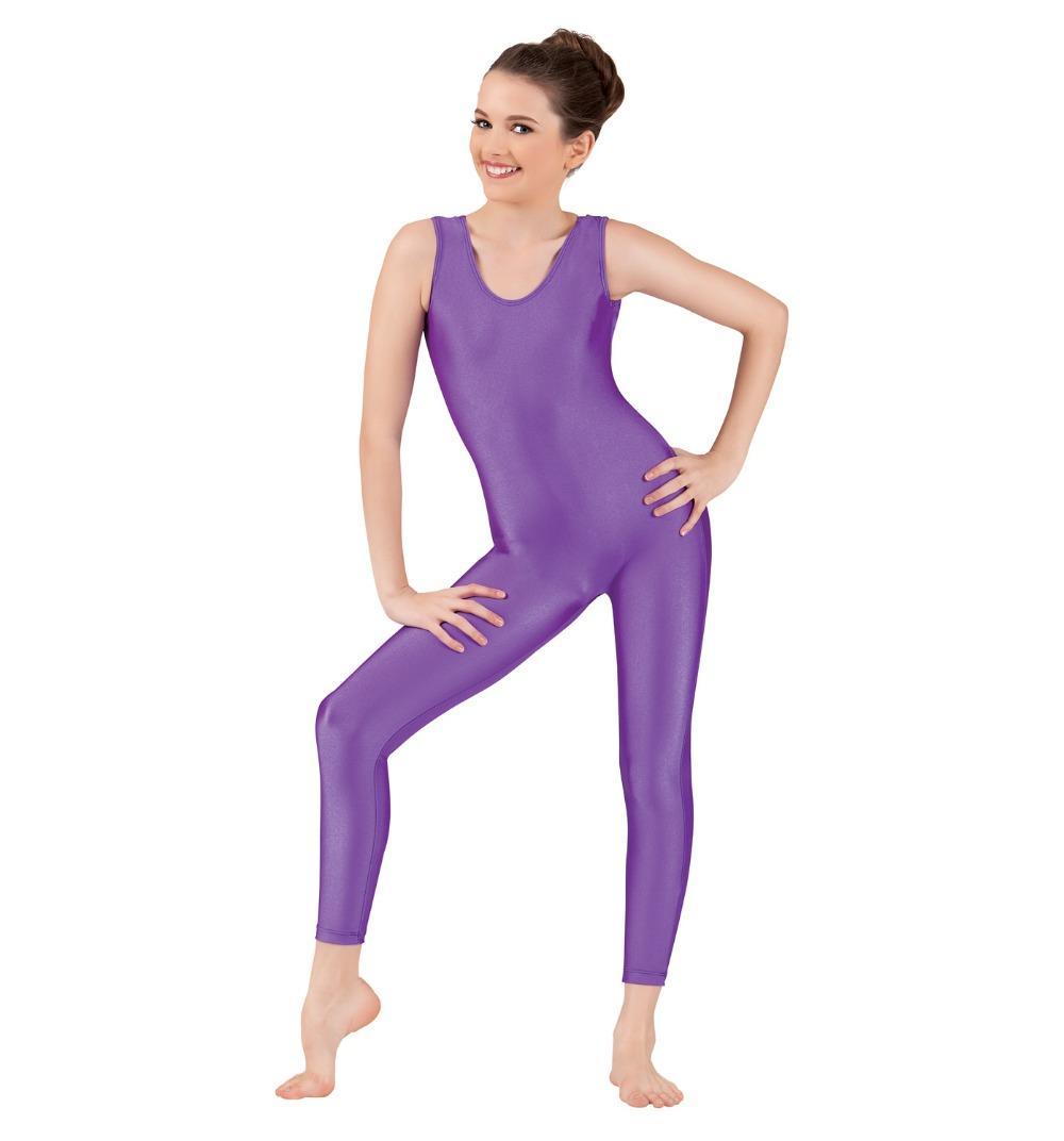 eaf46b58040 Speerise Women S Lycra Spandex Plus Size Camisole One Piece Tank Unitard  Costume UK 2019 From Crutchline