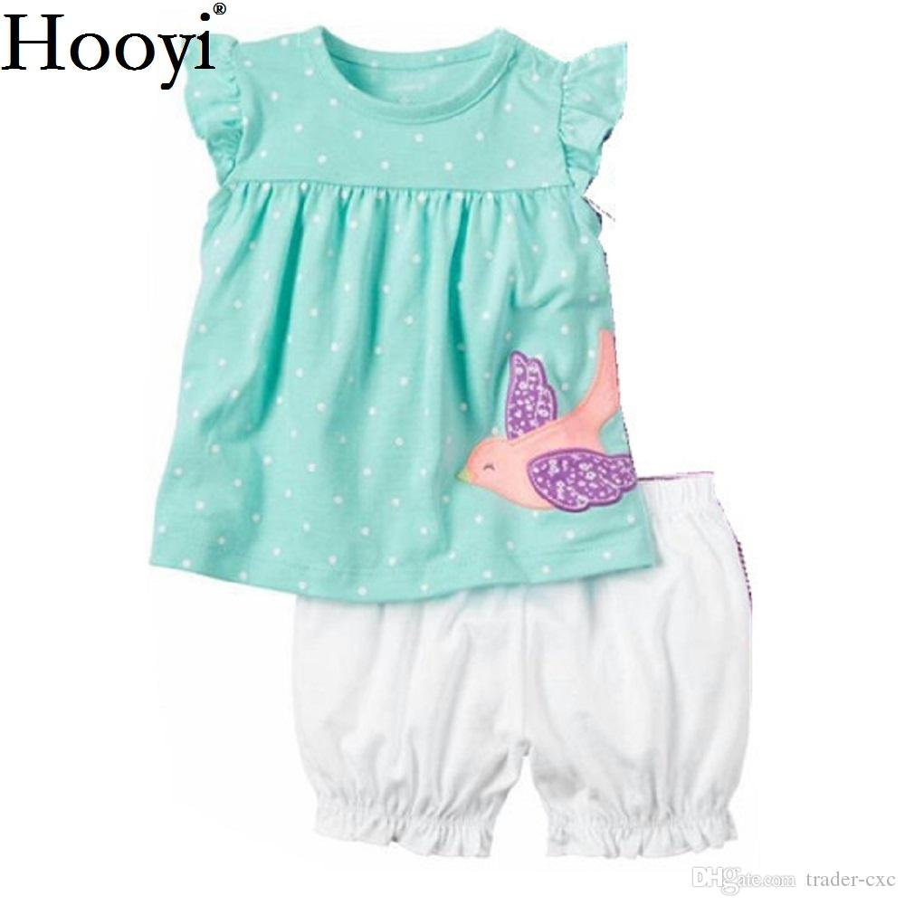 69c07f2a87ef3 2019 Hooyi 2018 Baby Boy Clothes Sets Fashion Super Hero Car Newborn  Clothing Suit Summer T Shirts Panties Infant Tops Tees Tracksuits From  Trader ...