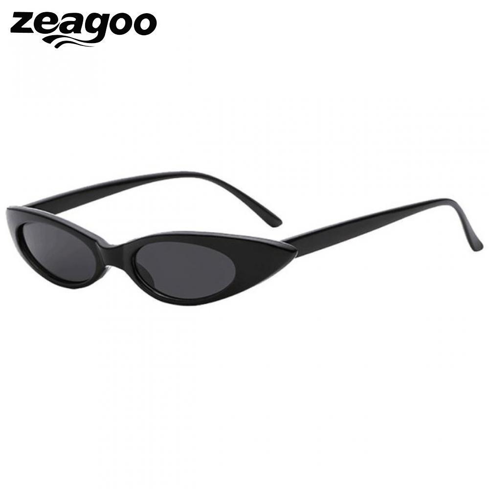 Compre Zeagoo Luxo Lunette Óculos De Sol Unisex Rapper Zonnebril Óculos  Retro Grunge Oval Máscaras Clout Femme Óculos De Sol Do Vintage De  Yanzhoucheng, ... f1dc9a3311