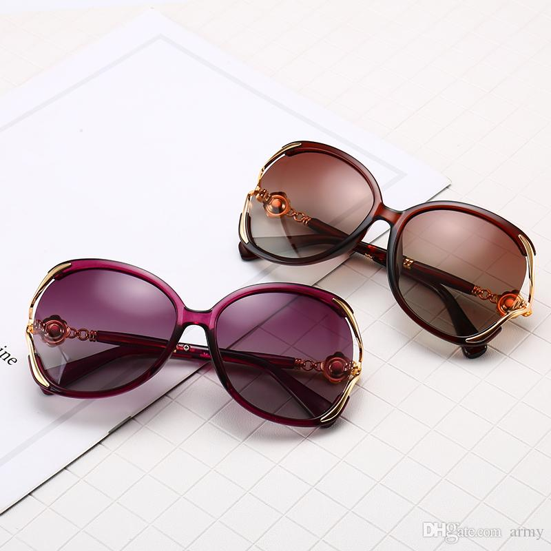 59454f706314 1886 Popular Shield Sunglasses Luxury Women Brand Design Pearl Fashion  Sunglasses High Quality UV400 Lenses Big Frame Style Beach Sunglasses  Polarized ...