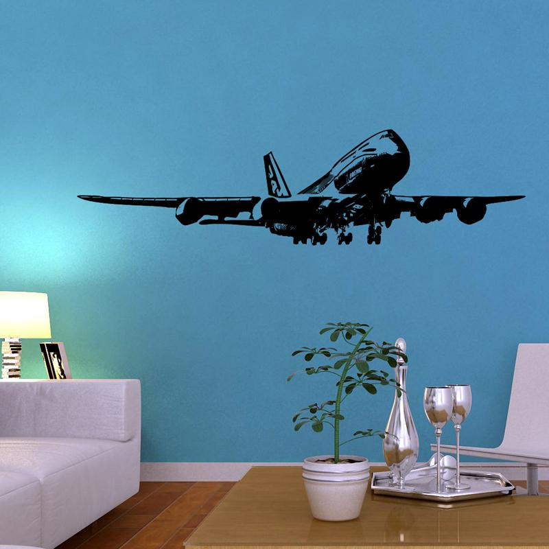 Wall Stickers Wholesale And Retail Wall Decor Pvc Material Decals ...
