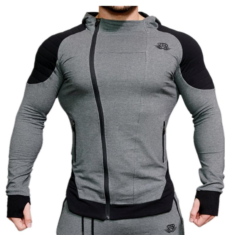 Newest Cotton Hoodie Be Sweatshirts Fitness Waistcoat Tees Shirt Bodybuilding Tank Top Men Brand Clothing Exercise Vest