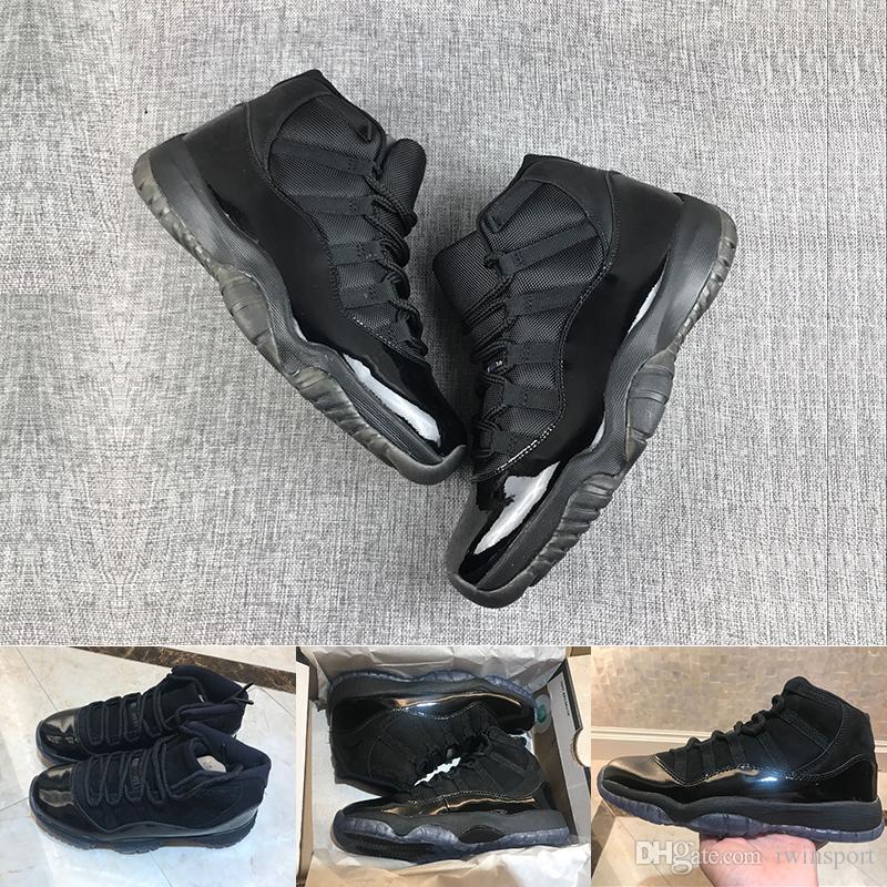 sports shoes 7e7f1 71589 NIKE air jordan 11 nike air jordan 11 İndirim Uzay Reçel 11 Win Gibi 96  spor salonu kırmızı 11 s Midnight Donanma 11 Basketbol Ayakkabı toptan ...