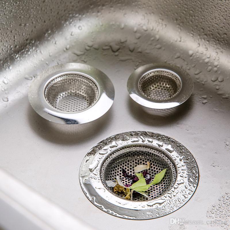 2019 Stainless Steel Kitchen Sewer Sink Filter Screen Bathroom