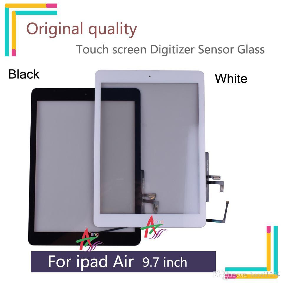 62d2e268638 Compre 9.7 Pantalla Táctil Original Para IPad Air Para Ipad 5 Digitalizador  Sensor Panel De Vidrio Para Ipad Air A1474 A1475 Tablet Touch A $70.55 Del  ...