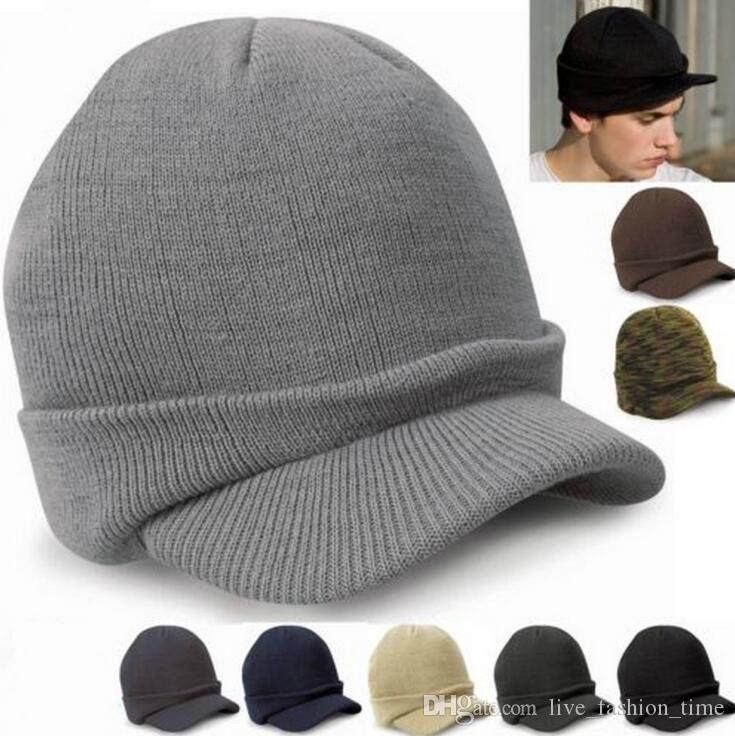 b1be23cd Beanies Knit Caps Lover Hats Skullies Warmer Winter Men's Hat Ladies ...