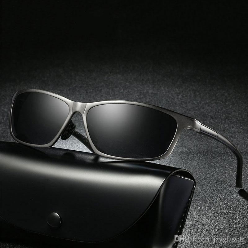 7d8390eef1 2018 New Arrival Polarized Fashion Sunglasses Men Out Sport Sunglasses Male  New Arrival New Design Fishing Glasses UV400 Eyeglasses Sunglass Cheap ...