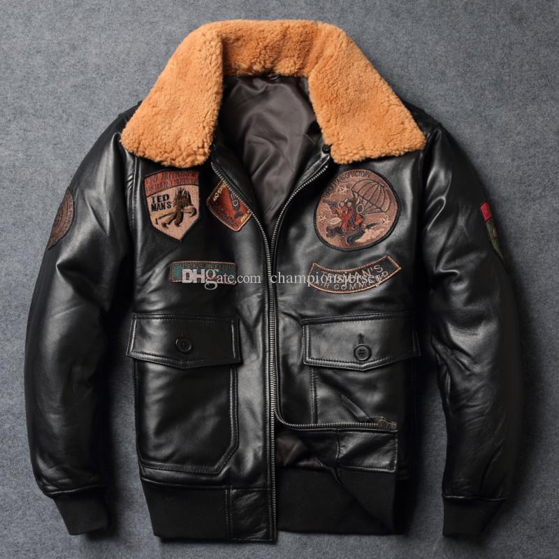 576a78e4f3f TEDMAN S AIR COMMAND Cotton Coats U.S. Multi-standard Air Force ...