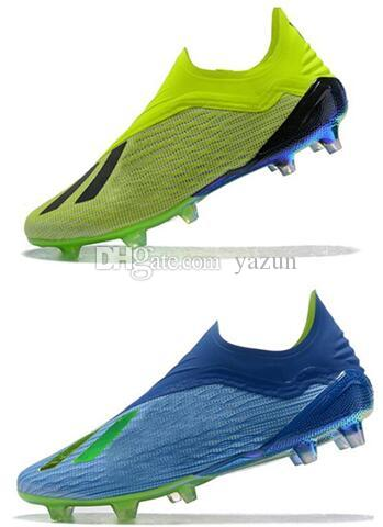 547bcf109 Discount cheap popular 2018 NEW MENS X 18+ Purespeed FG Soccer Shoes,MEN  High-performing soccer cleats Boots Dropping Shipping Accepted!